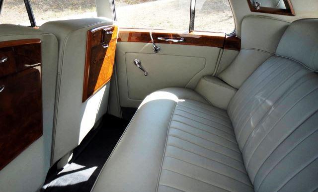 Rolls Royce Silver Cloud I LHD-8