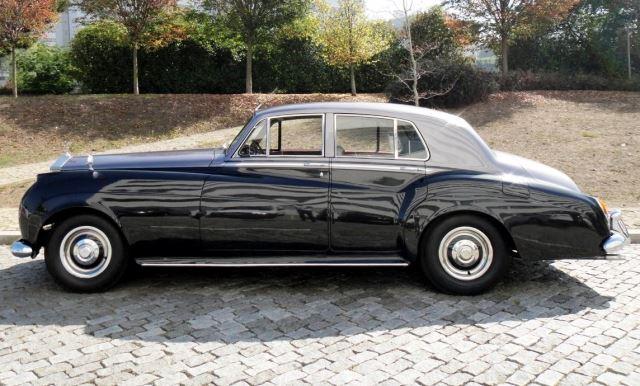 Rolls Royce Silver Cloud I LHD