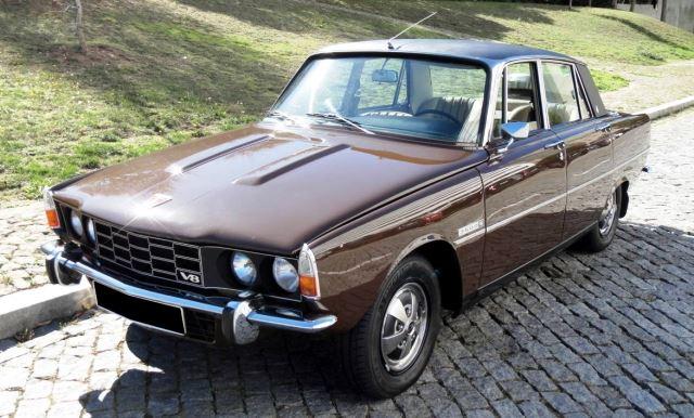 Rover 3500S-1