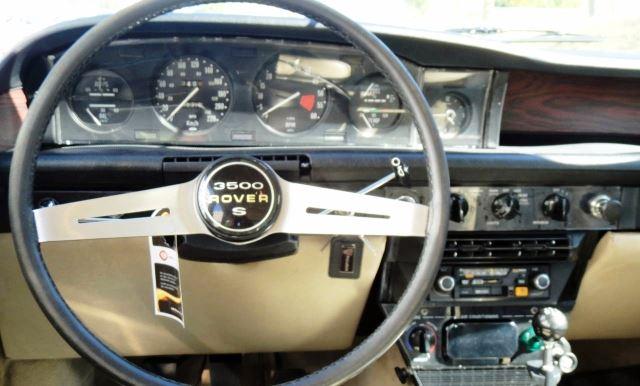 Rover 3500S-4