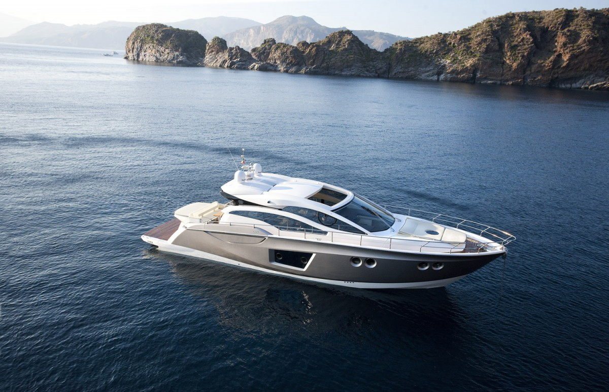 Sessa C54 Yachtline