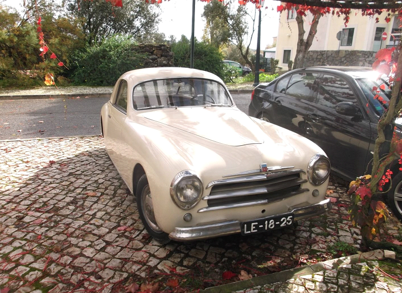 Simca 1000 Sinca 8 Bertone