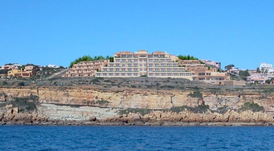 Terreno com frente mar em Lagos, Algarve, com projecto aprovado para h_2