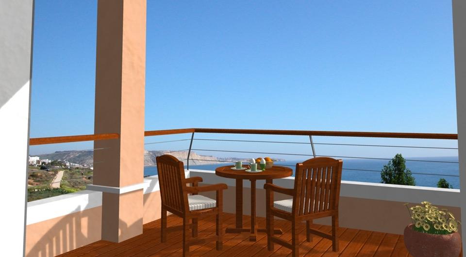 Terreno com frente mar em Lagos, Algarve, com projecto aprovado para h_5