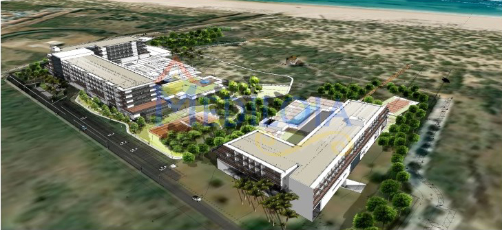 Terreno com projeto para resort