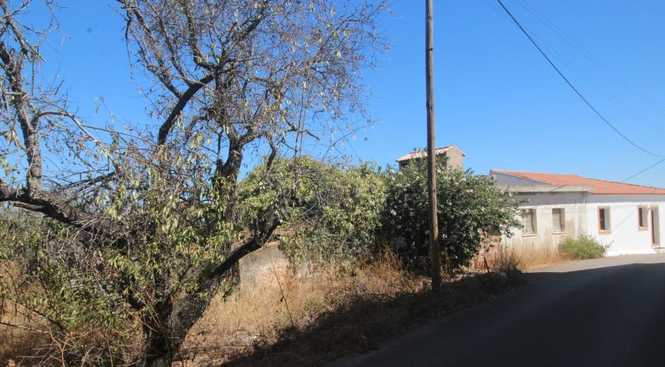 Terreno Rustico com duas ruinas para venda, Carvoeiro_4
