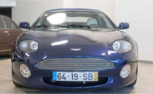 Aston Martin DB7 V12 VOLANTE