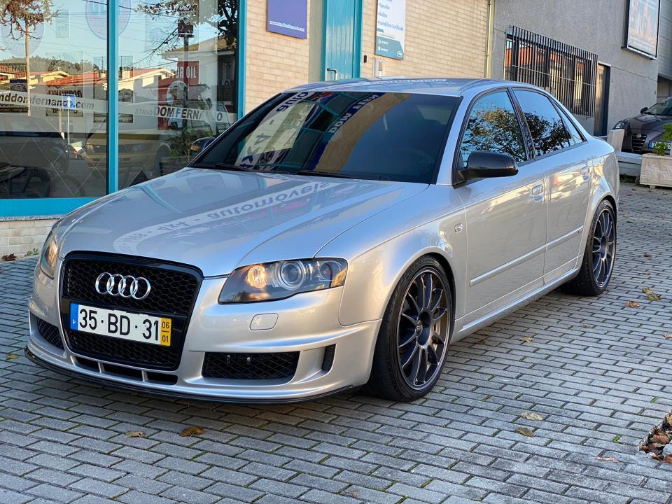 Audi A4 Quattro DTM Edition