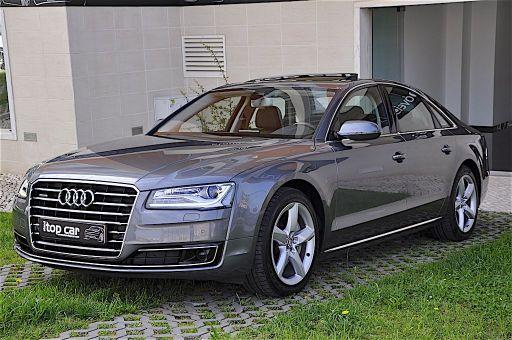Audi A8 3.0 TDIV6 Tiptronic quattro