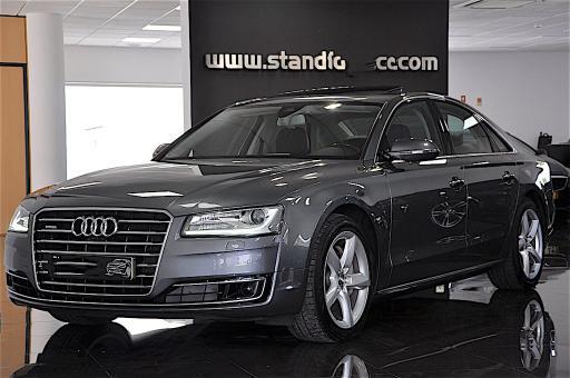 Audi A8 3.0 TDIV6 Tiptronic quattro_1