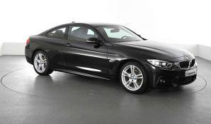 BMW 420dA Coupé Pack M
