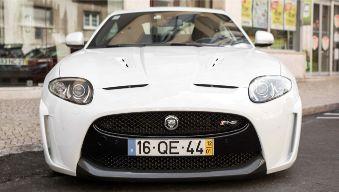 Jaguar XKR S COUPE