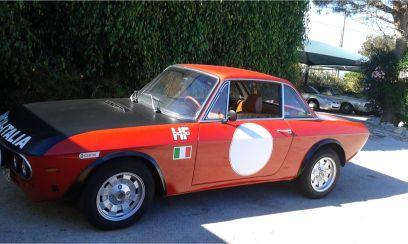 Lancia Fulvia 1.3 Rallye S