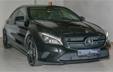 Mercedes-Benz CLA 180 d Coupé Urban Aut.