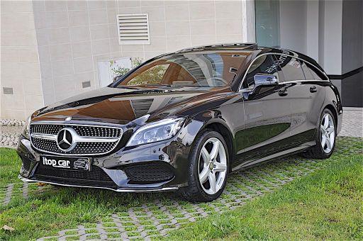 Mercedes Benz CLS 250 CDI
