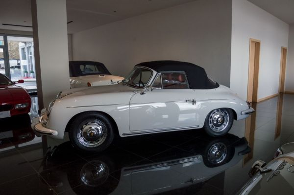 Porsche 356 B Cabrio Super 90