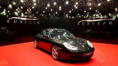 Porsche 996 Carrera Coupe