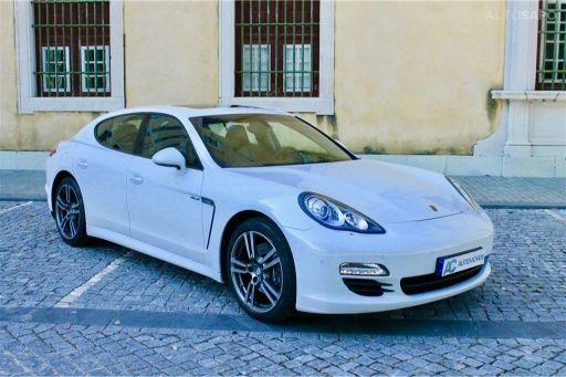 Porsche Panamera 3.0D SPORT