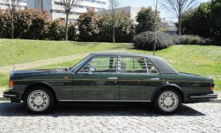 Rolls Royce Silver Spirit II