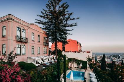 Torel Palace Lisbon