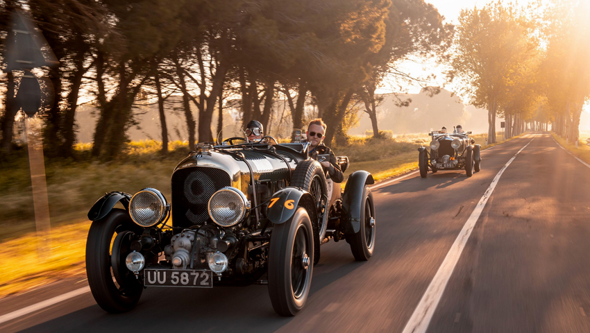 90 Anos depois o Bentley Blower renasce