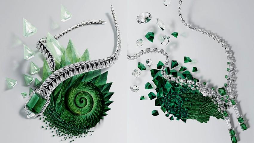 Nova coleção de joias de luxo Cartier
