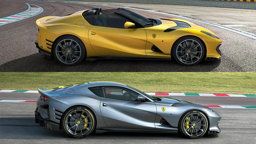 Novo Ferrari é o mais potente de sempre