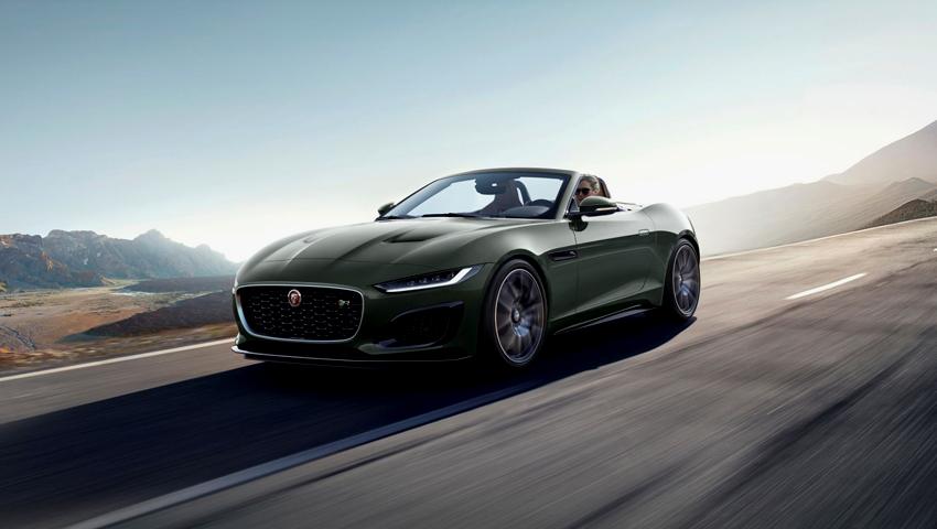 60 Anos do Jaguar E Type