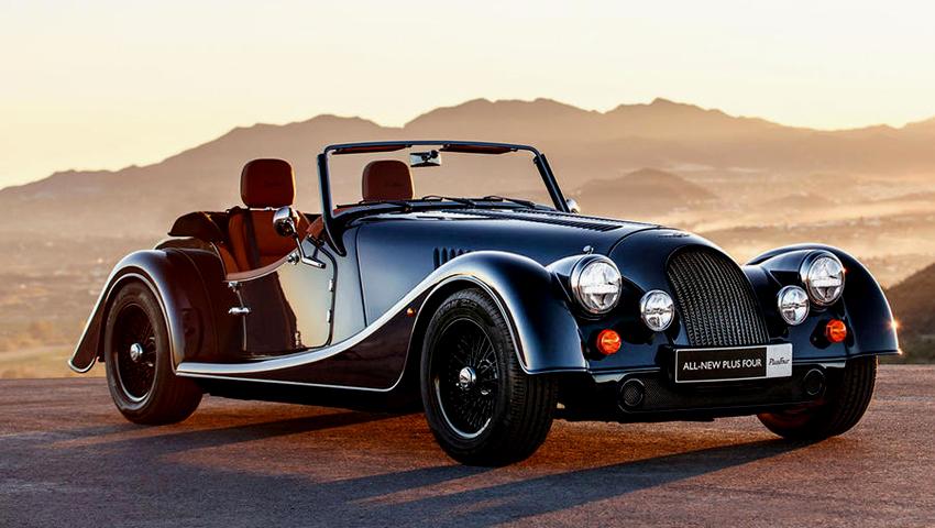 Morgan Plus Four o clássico renovado